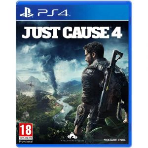 Just Cause 4 PS4 русская версия