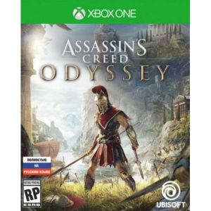 Assassins Creed Odyssey Xbox ONE Б/У
