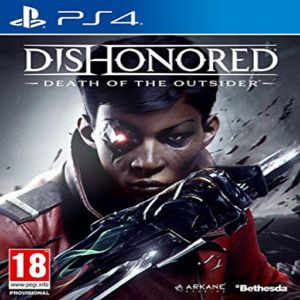 Dishonored Death of The Outsider PS4  Б/У