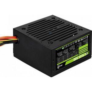 Блок питания AEROCOOL VX 500 PLUS 500W v.2.3, Fan12см, 78+, Brown box