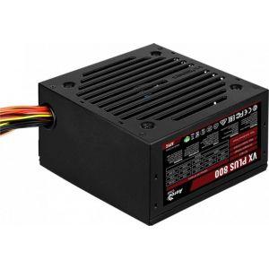 Блок питания AEROCOOL VX 800 PLUS 800W v.2.3, Fan12см, aPFC, 78+, Brown box