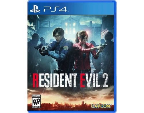 Фото №2 - Resident Evil 2 Remake PS4