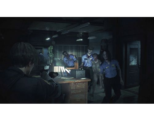 Фото №7 - Resident Evil 2 Remake PS4