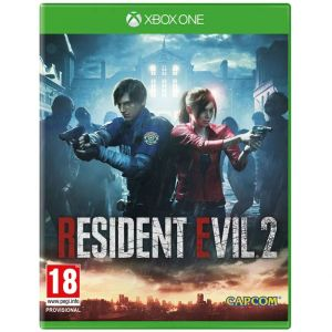 Resident Evil 2 Remake Xbox ONE русские субтитры