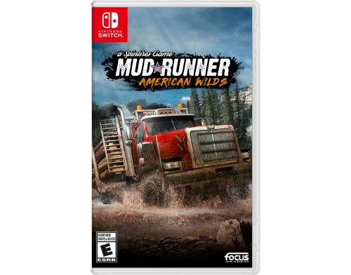 Фото №2 - Spintires: Mudrunner American WIlds Nintendo Switch Русские субтитры