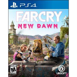 Far Cry New Dawn PS4 русская версия