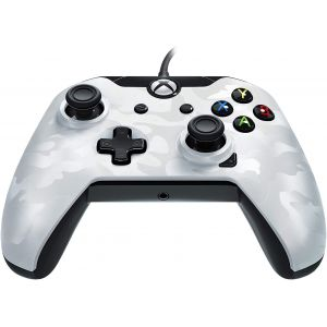Wired Controller for Xbox One - White Camo