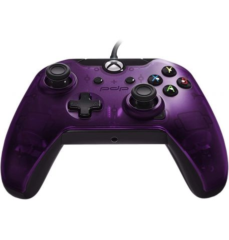 Фото №1 - Royal Purple Wired Controller Xbox One