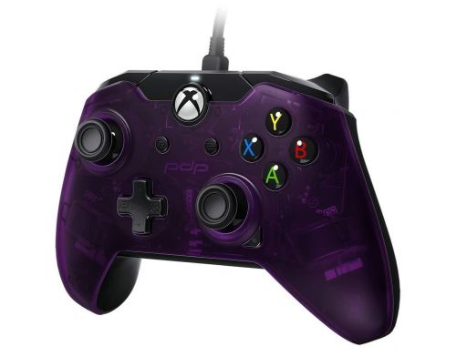 Фото №4 - Royal Purple Wired Controller Xbox One