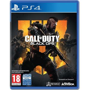 Call of Duty Black Ops 4 PS4 Б/У