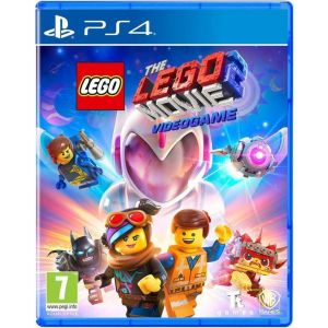The LEGO Movie 2 Videogame PS4 русские субтитры