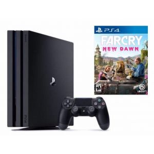 Sony PlayStation 4 PRO 1 Tb + Игра Far Cry New Dawn (Гарантия 18 месяцев)