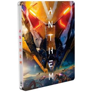 Anthem Limited Steelbook Edition PS4 русские субтитры