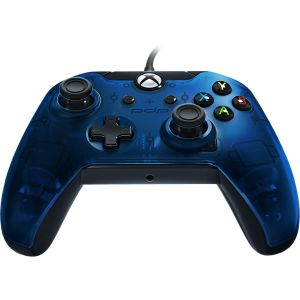 Джойстик PDP WIRED CONTROLLER для XBOX ONE & WINDOWS (MIDNIGHT BLUE)