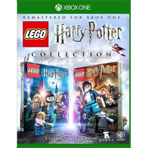 LEGO Harry Potter Collection для Xbox One русские субтитры