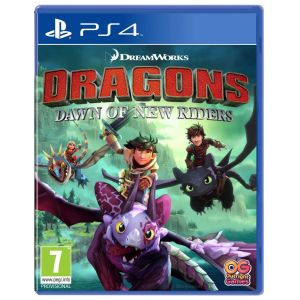 DREAMWORKS DRAGONS DAWN OF NEW RIDERS для PS4 английская версия