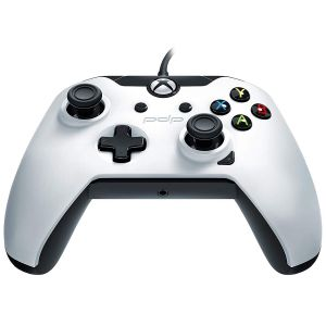 PDP Wired Controller Arctic White для Xbox One