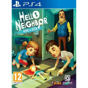 Hello Neighbor Hide and Seek для PS4