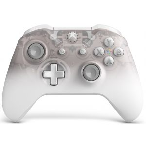 Xbox Wireless Controller Phantom White