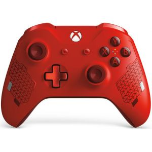Xbox Wireless Controller Sport Red