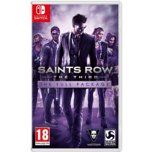 Saints Row: The Third - The Full Package для Nintendo Switch