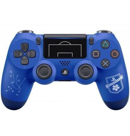 Фото №1 - Sony Dualshock 4 PlayStation F.C. Limited Edition version 2 - Б/У