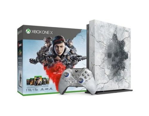 Фото №3 - Xbox One X 1TB Gears 5 Limited Edition Bundle (Гарантия 18 месяцев)