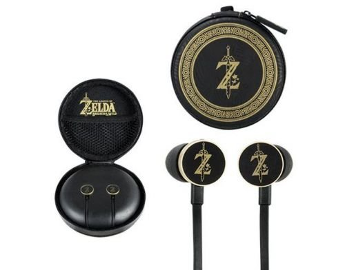 Фото №6 - Наушники Nintendo Switch Premium Zelda Breath of the Wild Chat Earbuds