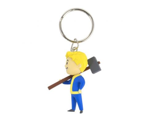 Фото №4 - Брелок Official Fallout 76 Vault Boy Melee