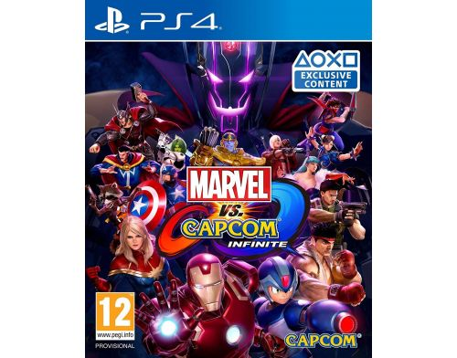 Фото №2 - Marvel Vs Capcom: Exclusive Content PS4 Б/У