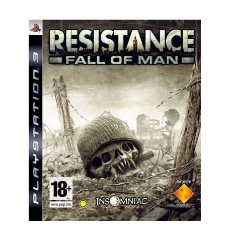 Фото №1 - Resistance: Fall of Man PS3 Б/У