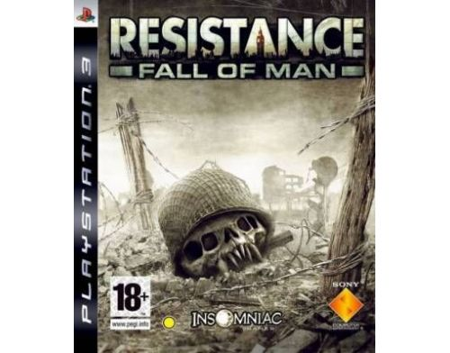 Фото №2 - Resistance: Fall of Man PS3 Б/У