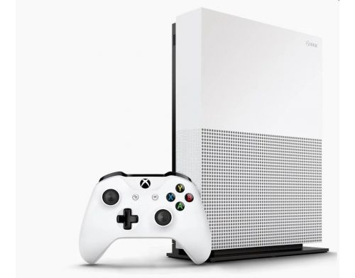 Фото №3 - Microsoft Xbox One S 1Tb All-Digital Edition + 12 игр