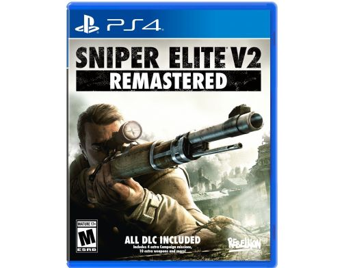 Фото №2 - Sniper Elite V2 Remastered PS4