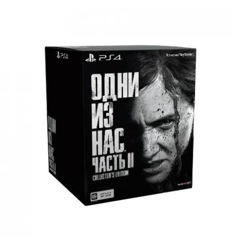 Фото №1 - The Last of Us 2 Collector's Edition PS4 Русская версия