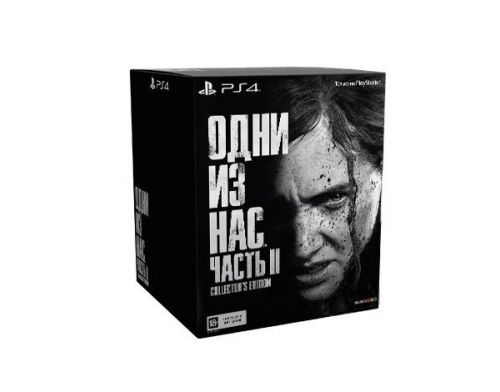 Фото №2 - The Last of Us 2 Collector's Edition PS4 Русская версия