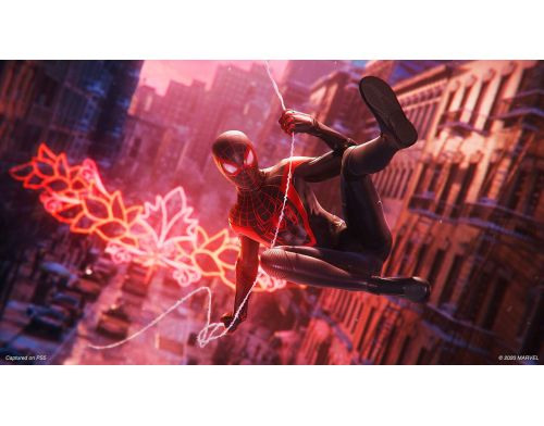 Фото №3 - Marvel's Spider-Man: Miles Morales PS4 русская версия