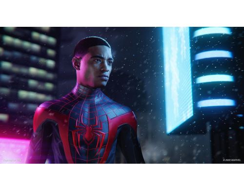 Фото №7 - Marvel's Spider-Man: Miles Morales PS4 русская версия