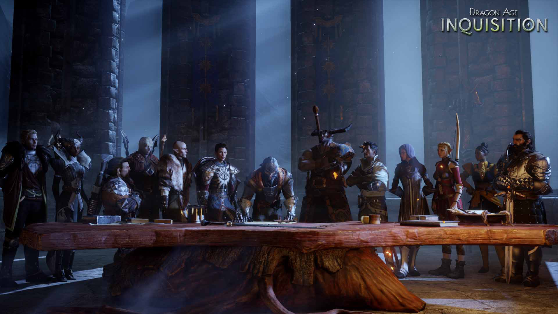 Герои Dragon Age: Inquisition