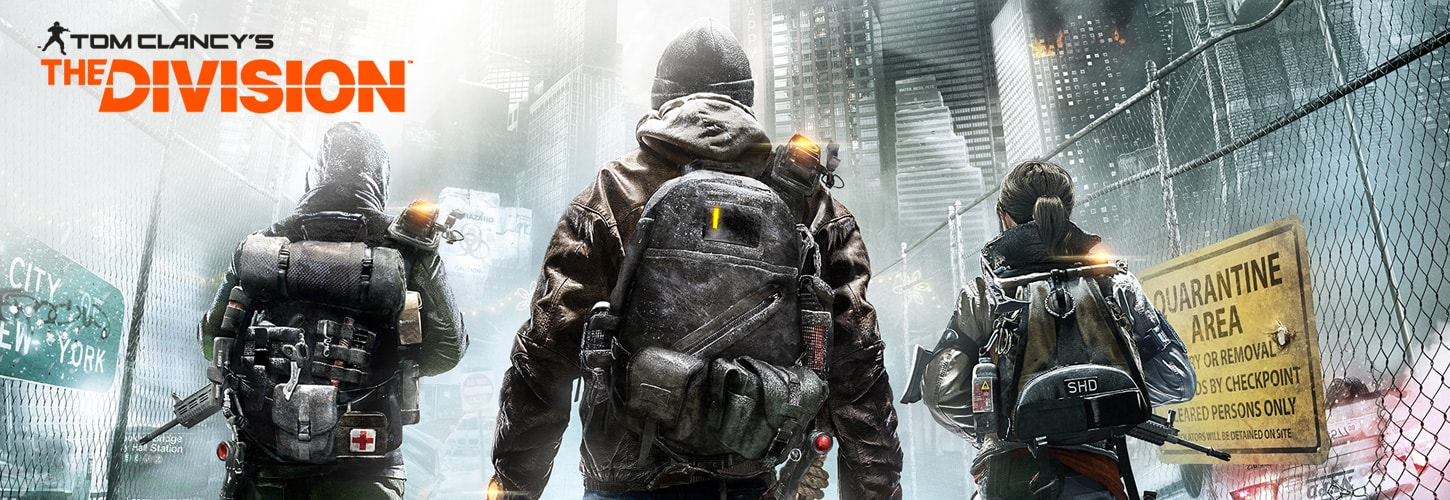 PS4 Tom Clancy's The Devision