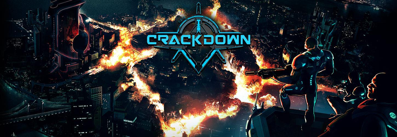 Xbox ONE Crack Down