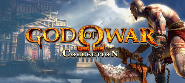 PS Vita God of War Collection